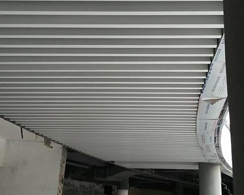 鋁方通材料